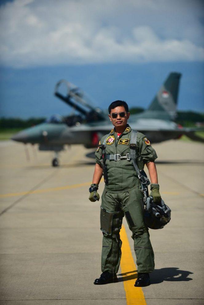 Penerbang Skadron Udara 15 Lanud Iswahjudi, Raih Award Of Excellence di Korea Selatan