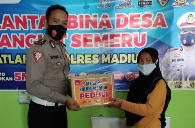 Satlantas Polres Madiun Lakukan Polbindes, Berikan Kemudahan Pelayanan Lalu Lintas