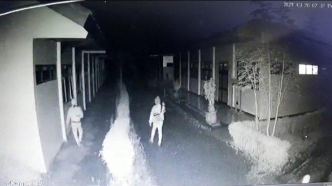Kawanan Pencuri Berpakaian APD Gasak Uang di Sejumlah Sekolah SMK Pacitan