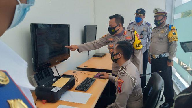 Tilang Elektronik, Elektronic Traffic Law Enforcement (ETLE) Mulai Diberlakukan di Pacitan