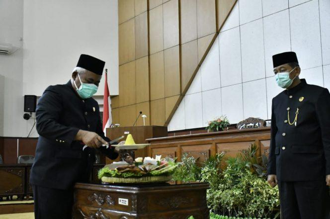 Tasyakuran Hari Jadi Kabupaten Madiun ke-453, DPRD Kabupaten Madiun Ajak Semua Pihak Gotong Royong Wujudkan Masyarakat Sehat Sejahtera