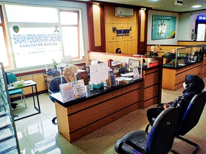 Cegah Penyebaran Covid-19, Bapenda Kabupaten Madiun Tiadakan Konsultasi Tatap Muka untuk Pelayanan PBB-P2 dan BPHTB