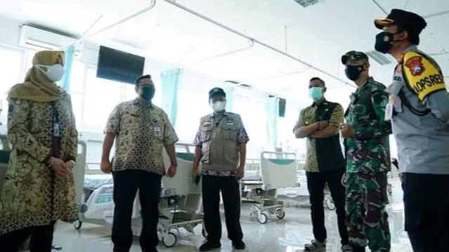 Bupati Berharap Masyarakat Patuh Protokol Kesehatan Sebagai Upaya Menekan Laju Penularan Covid-19 di Pacitan