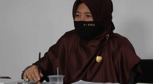 Ririn Subianti, Anggota komisi II DPRD Kabupaten Pacitan